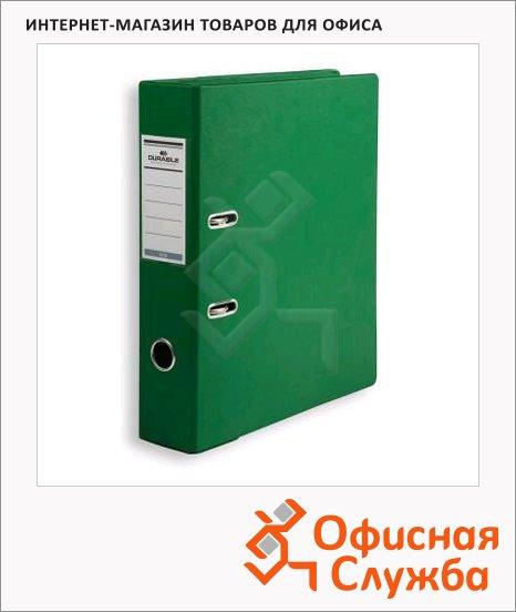 Папка-регистратор А4 Durable зеленая, 70 мм, 3110-05
