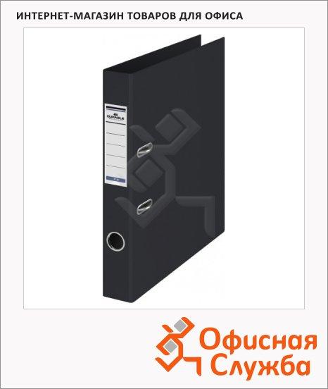 фото: Папка-регистратор А4 Durable черная 50 мм, 3120-01