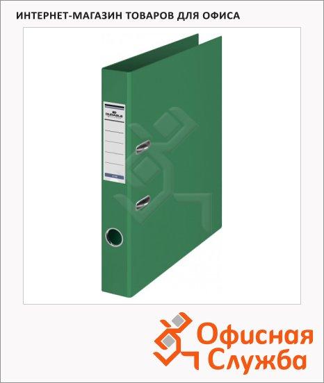 Папка-регистратор А4 Durable зеленая, 50 мм, 3120-05