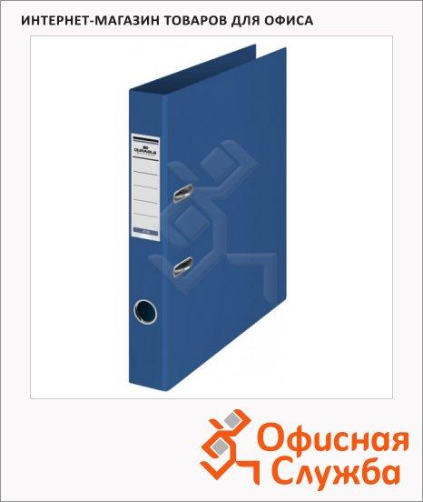 фото: Папка-регистратор А4 Durable синяя 50 мм, 3120-07