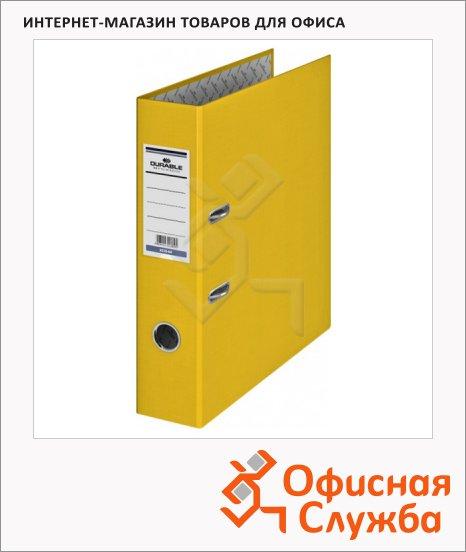 Папка-регистратор А4 Durable синяя, 50 мм, 3210-04