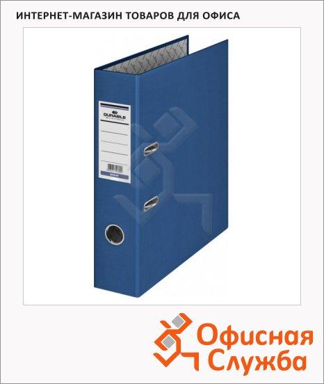 фото: Папка-регистратор А4 Durable синяя 50 мм, 3210-07