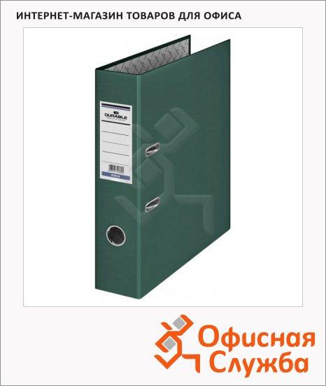 Папка-регистратор А4 Durable, 50мм, синяя, темно-зеленая, 3210-32