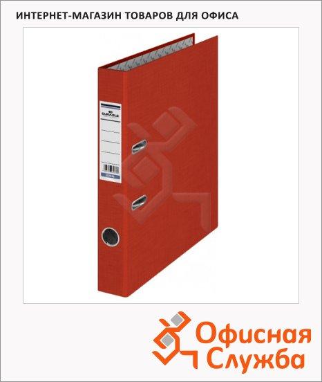 фото: Папка-регистратор А4 Durable красная 50 мм, 3220-03