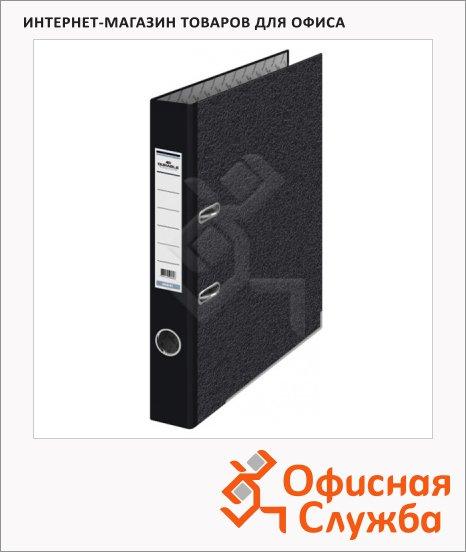 Папка-регистратор А4 Durable черная, 50 мм, 3420-01