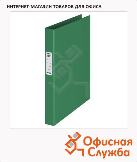 фото: Папка на 2-х кольцах А4 Durable зеленая 35 мм, 3130-05
