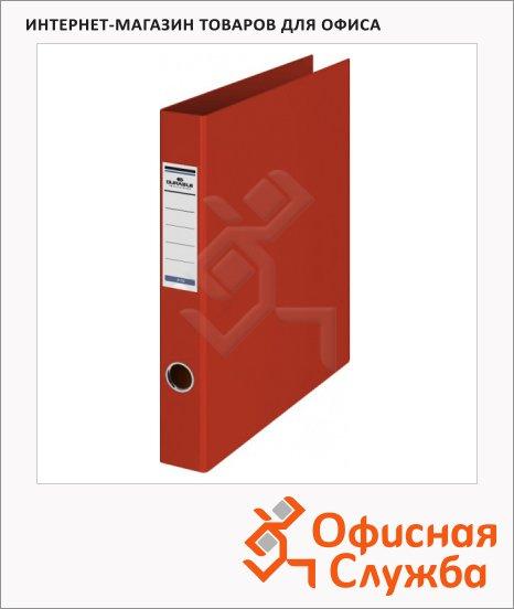 Папка на 4-х кольцах А4 Durable красная, 3150-03