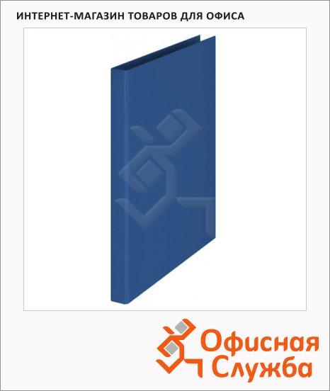 фото: Папка на 4-х кольцах А4 Durable синяя 25 мм, 3170-07