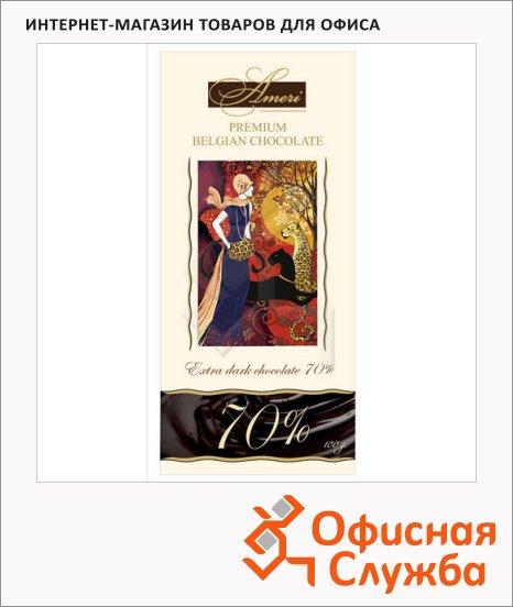 Шоколад Ameri темный 70%, 100г