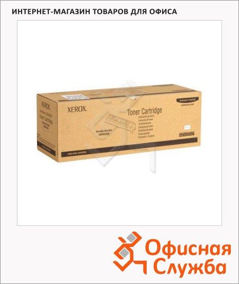 фото: Тонер-картридж Xerox 106R01305 черный