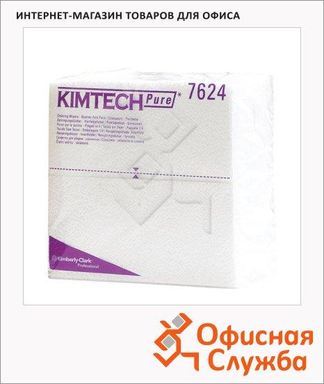 фото: Протирочные салфетки Kimtech Pure 7624
