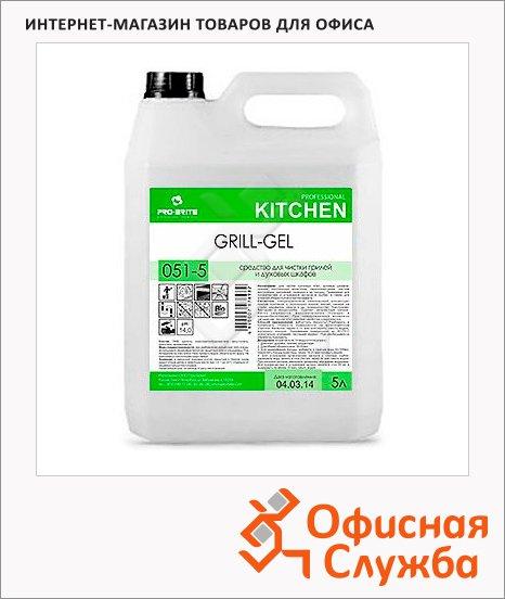 фото: Чистящее средство Pro-Brite Grill-gel 5л для грилей и духовых шкафов, 051-5