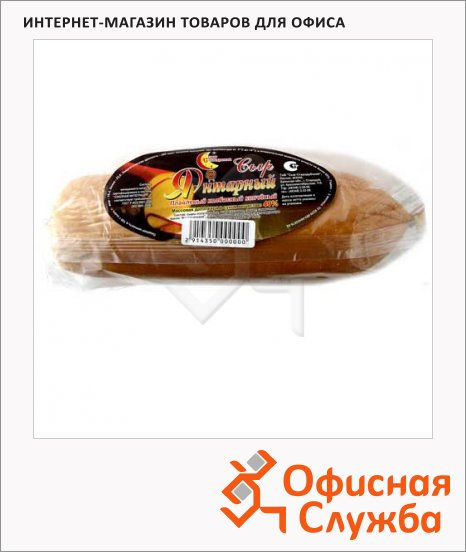 Сыр копченый Стародубский 40% колбасный, кг