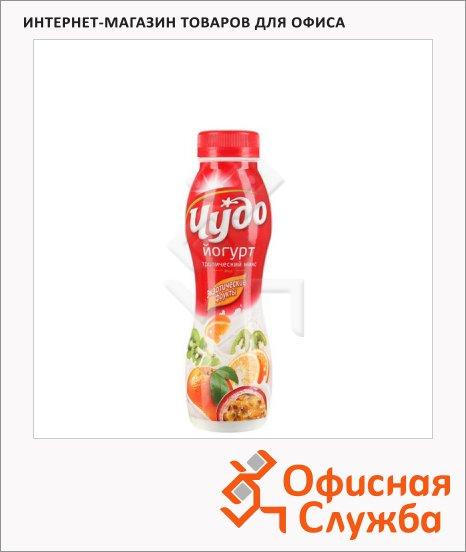 фото: Йогурт питьевой 2.4% тропический микс 290г