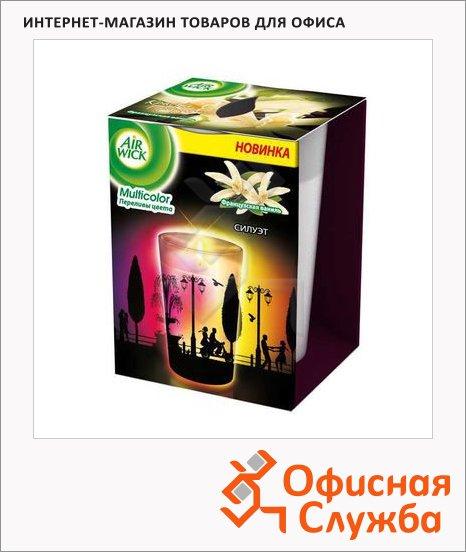 Аромасвеча Air Wick Multicolor французкая ваниль, 152г