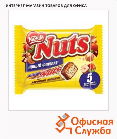 фото: Батончик шоколадный Nuts 5шт х 30г