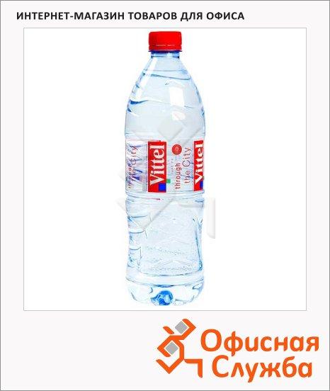 Вода минеральная Vittel без газа, ПЭТ, 1л