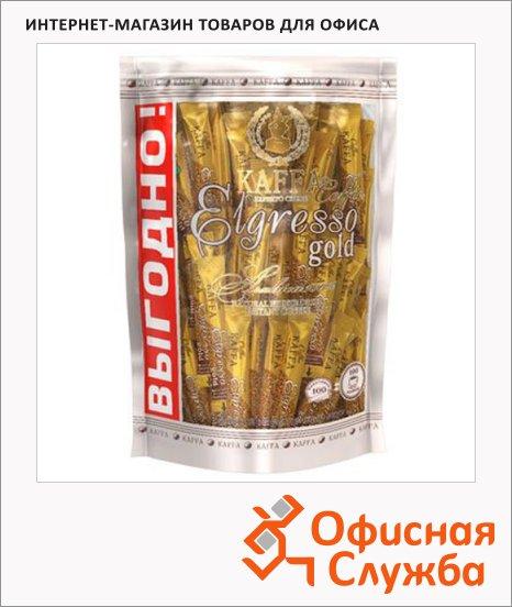 Кофе порционный Kaffa Elgresso Мягкий 100шт х 2г, растворимый, пакет