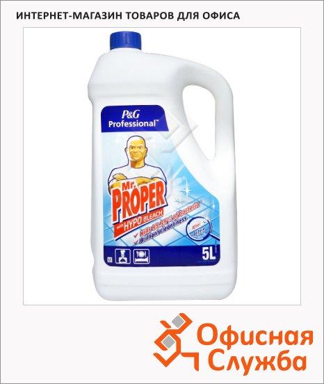 фото: Средство для мытья пола и стен Mr Proper Professional 5л дезинфецирующее, жидкость