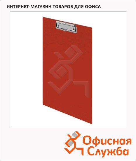Клипборд без крышки Durable красная, А4, 4201-03
