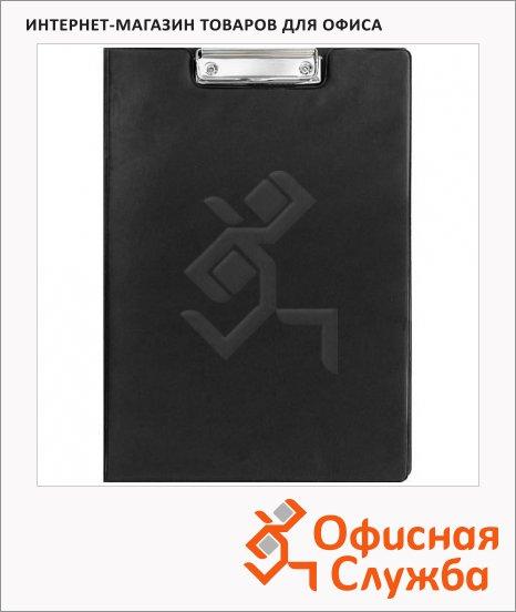 Клипборд с крышкой Durable черная, А4, 4210-01
