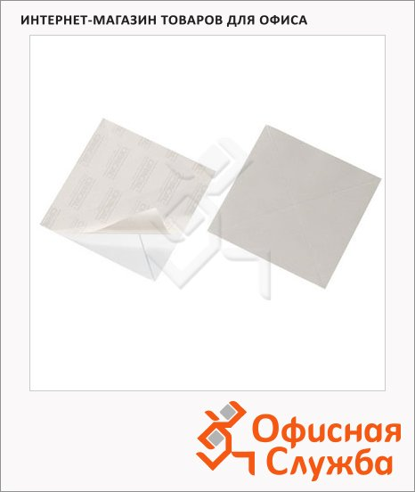 Самоклеящийся карман Durable Cornerfix 75мм, 8 шт/уп, 808119