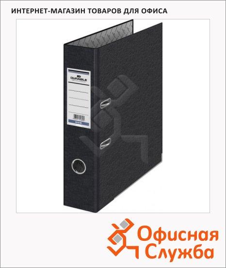 фото: Папка-регистратор А4 Durable 70мм, черная, 3310-00