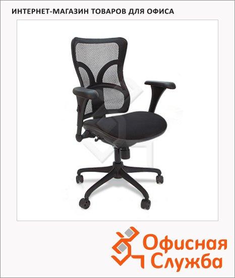 Кресло руководителя Chairman 730 ткань, черная, крестовина пластик