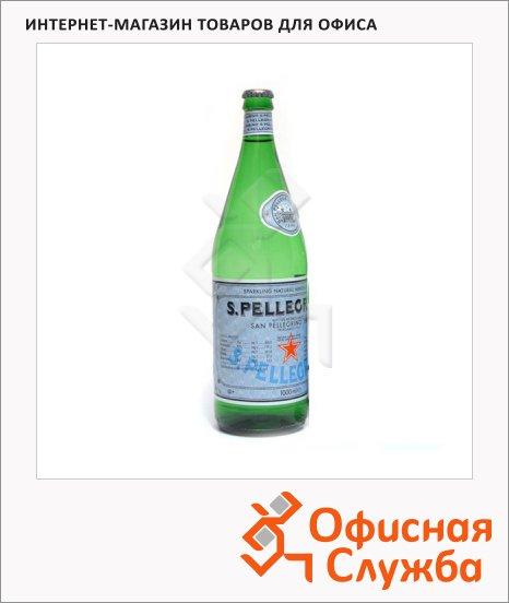 Вода минеральная Sanpellegrino газ, стекло, 1.5л
