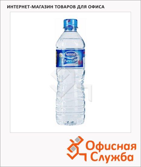 фото: Вода питьевая Nestle Pure Life без газа ПЭТ, 500мл