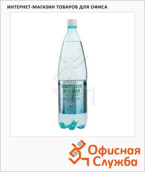 Вода минеральная Новотерская газ, ПЭТ, 1.5л