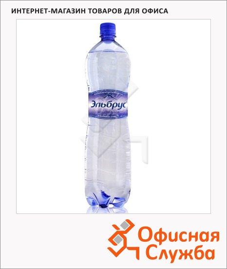 фото: Вода минеральная Эльбрус газ ПЭТ, 1.5л х 6шт