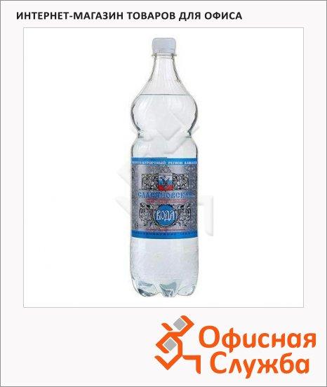 фото: Вода минеральная Славяновская газ 1л х 12шт, ПЭТ
