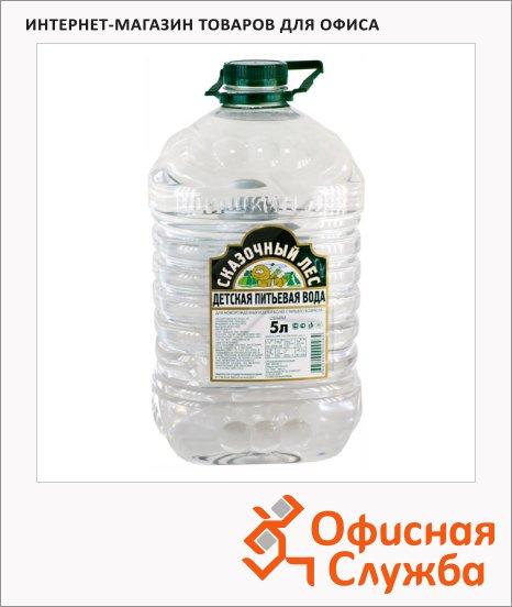 фото: Вода питьевая Сказочный Лес детская без газа 5л, ПЭТ