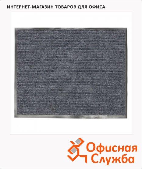 Коврик придверный Vortex ворсовый, 120х150см, серый