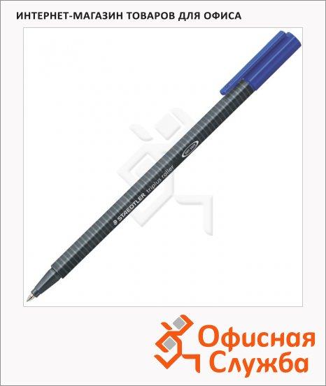 Ручка-роллер Staedtler синяя, 0.4мм