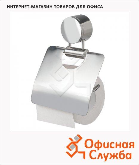 фото: Держатель туалетной бумаги Лайма металлик
