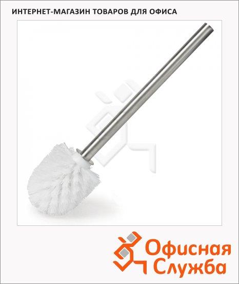 фото: Ершик для унитаза Лайма без подставки зеркальный металлик, 36см