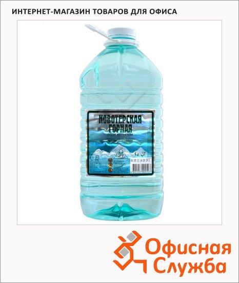 фото: Вода минеральная Новотерская Горная без газа 5л, ПЭТ