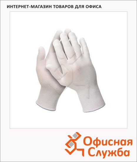 Перчатки защитные Kimberly-Clark Jackson Safety G35 38718, общего назначения, белые, 12 пар, M