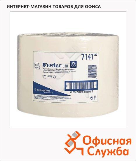 ����������� �������� Kimberly-Clark WypAll L10 7141, 1500��, 1 ����, �����