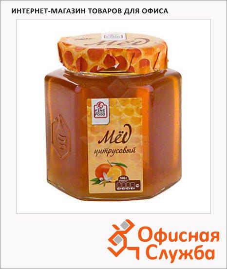 Мед Fine Food цитрусовый, 500г