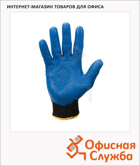фото: Перчатки защитные Kimberly-Clark Jackson Kleenguard G40 Smooth 13836 общего назначения, синие, XL