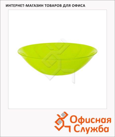 Салатник Luminarc Colorama зеленый, d=17см