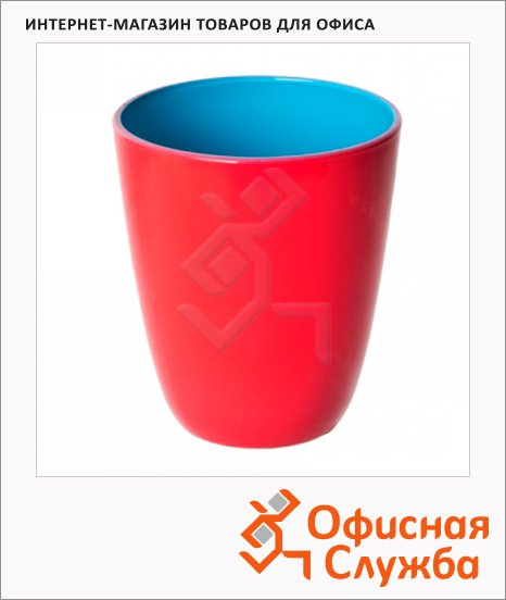 Стакан Luminarc Spring Break красно-голубой, 300мл