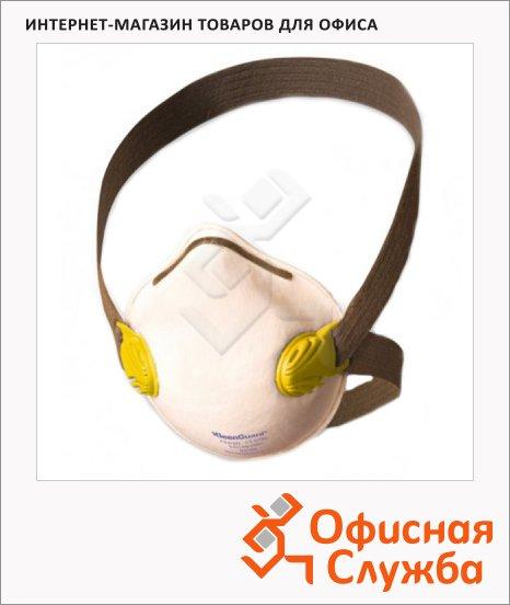 фото: Респиратор Kimberly-Clark Kleenguard М20 FFP2 с клапаном, чашка комфорт, 64550