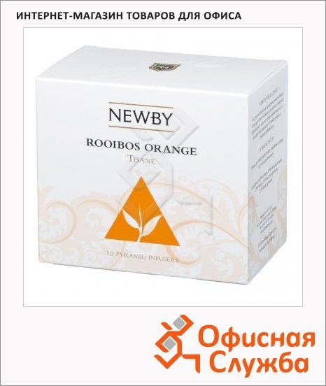 ��� Newby Rooibos Orange (������ �����), ������, � ����������, 10 ���������
