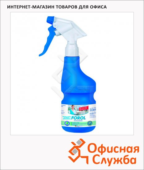 фото: Бутылка дозирующая Dr.schnell 600мл синяя, 00885, 143469
