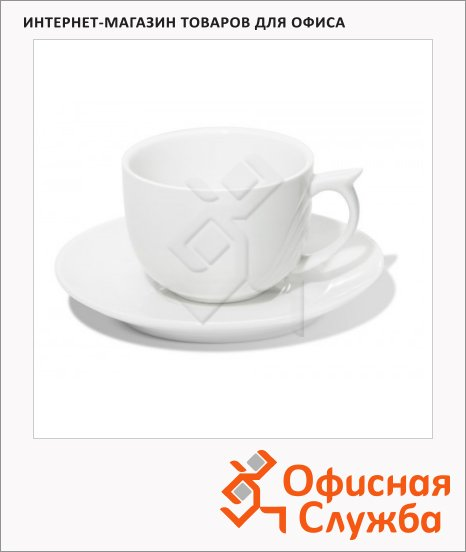 Чайная пара Newby фарфор, 200мл