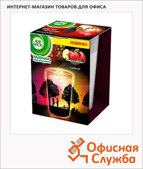 Аромасвеча Air Wick Multicolor райское яблоко, 152г